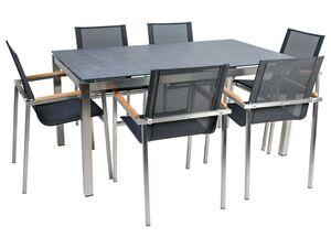 greemotion Edelstahl Dining Set