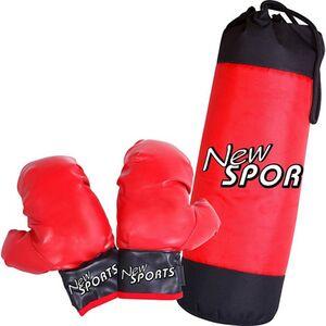 NSP Boxsack + Boxhandschuhe