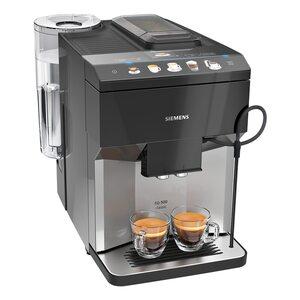 Siemens TP503D04 EQ.500 Classic Kaffeevollautomat schwarz-silber