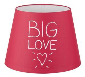 Leuchtenschirm BIG LOVE