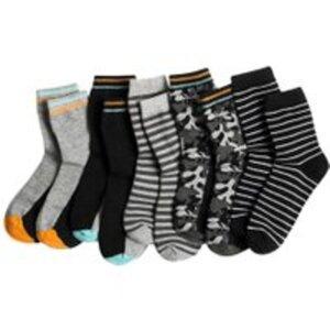 COOL CLUB Socken 5er Pack für Jungen 40/42