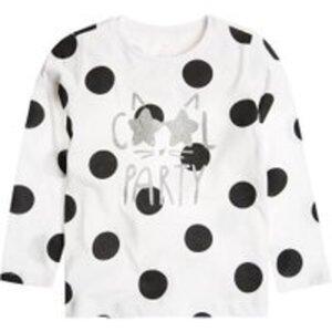 COOL CLUB Langarmshirt für Mädchen 110CM