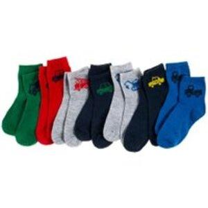 COOL CLUB Kinder Socken 7er Pack 22/24