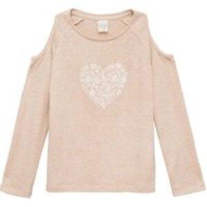 COOL CLUB Kinder Sweatshirt für Mädchen 134