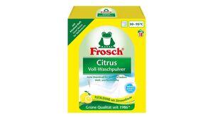 Frosch Citrus Voll-Waschpulver