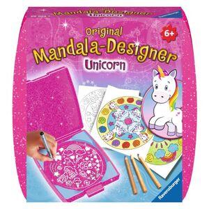 Original Mini Mandala Designer - Einhorn