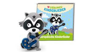 tonies - Hörfigur für die Toniebox: Lieblings-Kinderlieder: Europäische Lieder