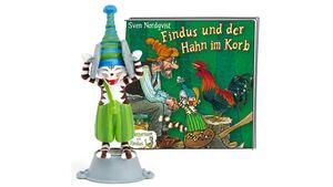 tonies - Hörfigur für die Toniebox: Pettersson und Findus: Findus und der Hahn im Korb