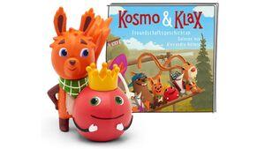 tonies - Hörfigur für die Toniebox: Kosmo und Klax: Freundschaftsgeschichten