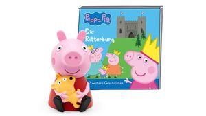 tonies - Hörfigur für die Toniebox: Peppa Pig: Die Ritterburg