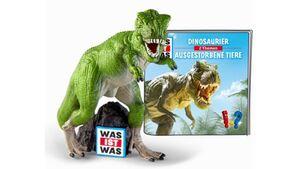 tonies - Hörfigur für die Toniebox: WAS IST WAS: Dinosaurier/Ausgestorbene Tiere