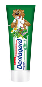Colgate Dentagard Original Zahncreme 75 ml