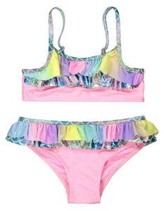 Mädchen Set aus Bikinitop und Bikinislip
