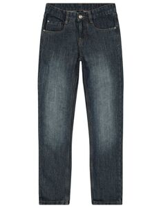 Jungen Slim Fit Jeans im Stone Washed Look