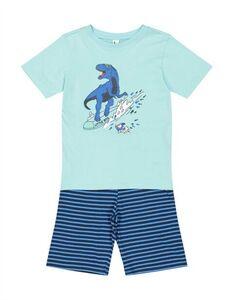 Jungen Pyjama Set aus Shirt und Shorts
