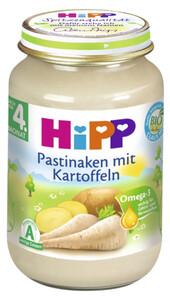 Hipp Bio Pastinaken mit Kartoffeln nach dem 4. Monat 190 g