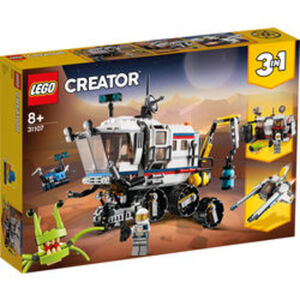 LEGO® 31107 Planeten Erkundungs-Rover
