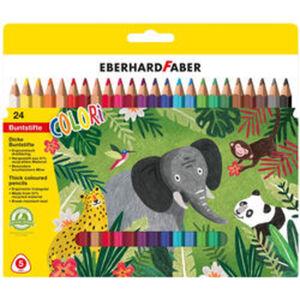 Eberhard Faber Buntstifte Colori dick