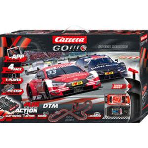 Rennbahn Carrera® GO PLUS!!!  DTM Speed Record