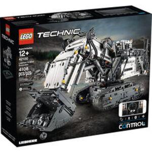 LEGO® Technic Liebherr Bagger R 9800 42100