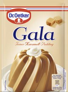 Dr.Oetker Gala Puddingpulver Echt Karamel 3x 41 g
