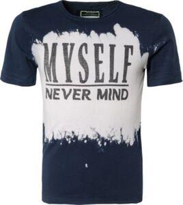 T-Shirt  dunkelblau Gr. 140 Jungen Kinder