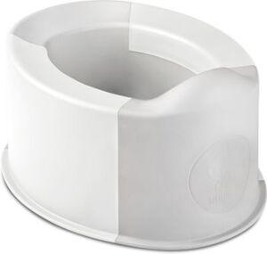 Toilettensitz Buubla Travel Potty, weiß