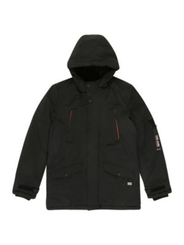 übergangsjacke Übergangsjacken schwarz Gr. 182 Jungen Kinder