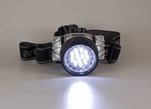 Kopflampe mit 28 LEDs  - inkl. Batterien