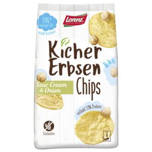 Lorenz Kichererbsen Chips