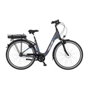 """Fischer Bikes              City E-Bike """"ECU 1401"""", schwarz"""