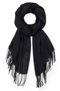 Codello, Fransen-Schal in schwarz, Schals, Tücher, Loops für Herren