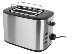 SILVERCREST® Toaster, mit 6 Stufen, aus Edelstahl