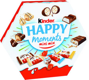 Kinder Schokoladen-Mix