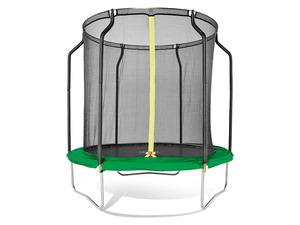 CRIVIT® Gartentrampolin 244 cm mit Sicherheitsnetz