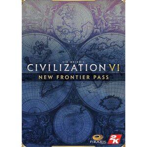 Sid Meier's Civilization® VI: New Frontier Pass (Mac - Linux)