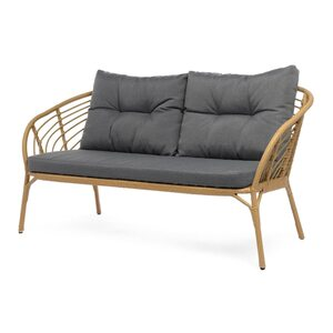 Outdoor-Sofa Relax mit Kissen