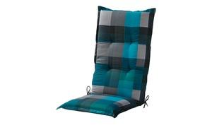 GO-DE Hochlehnerauflage - Druckstoff, 50% Baumwolle, 50%Polyester - Sconto