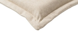 GO-DE Hochlehnerauflage  High Tea - Mischgewebe, 85% Baumwolle, 15% Polyester - Sconto