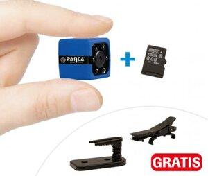 Panta Pocket Cam mit 8GB-SD-Karte