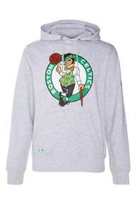 "Grauer ""NBA Boston Celtics"" Kapuzenpullover"