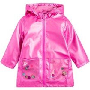COOL CLUB Kinder Regenmantel für Mädchen 92