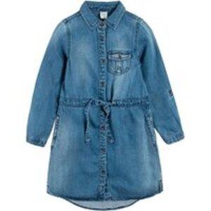 COOL CLUB Kinder Jeanskleid für Mädchen 164