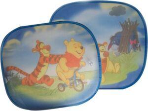 Sonnenschutz die Seitenscheibe, Winnie the Pooh, 2er Pack mehrfarbig  Kinder