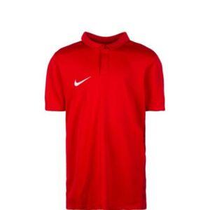 Dry Academy 18 Poloshirt Kinder Poloshirts rot Gr. 42