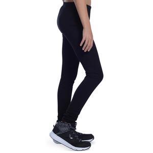 Leggings 100 Gym Mädchen schwarz