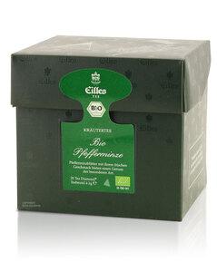 Tea Diamonds Bio Pfefferminze von Eilles, 20er Box