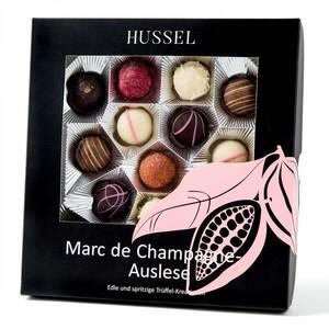 Marc de Champagne Meistervariation von Hussel, 200g