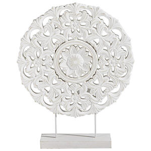 Ambia Home Skulptur  Kb77-165497  Weiß