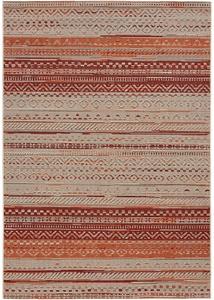 In- und Outdoor Teppich mit Streifen